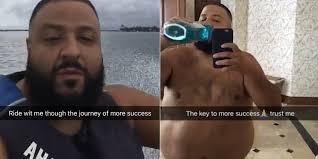 Dj Khaled Memes - why you should be following dj khaled on snapchat askmen
