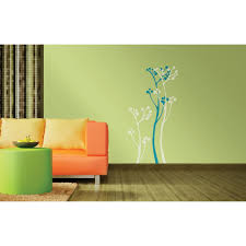 summer bloom asian paints wall fashion stencil buy online