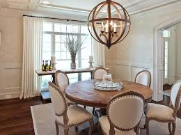 dining room table top transitional dining room via dream house