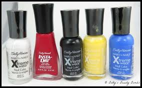 60 u0027s nail art lazy betty