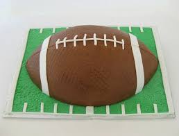 football cake football cake buttercream and fondant