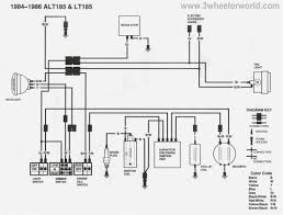 kawasaki bayou 220 wiring diagram split capacitor motor wiring diagram
