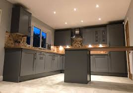 is it better to paint or spray kitchen cabinets is it better to spray or roll kitchen cabinets kitchen