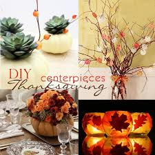diy friday thanksgiving table centerpiece ideas personal chef