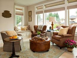 Traditional Livingroom by Benjamin Moore Colors For Your Living Room Decor