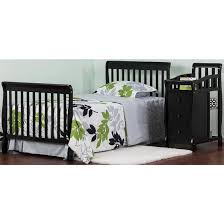 dream on me jayden 2 in 1 convertible with changer black u2013 ny