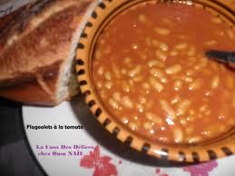 cuisiner les flageolets flageolets à la tomate la casa des délices chez oum naïl et noreen