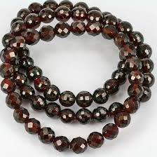 garnet gemstone bracelet images New garnet beads skj ancient bead art jpg