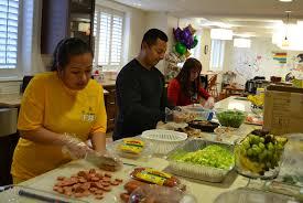 Aircraft Machinist Frcse U0027chief Chefs U0027 Prepare Dinner At Ronald Mcdonald House