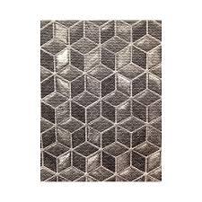 tappeti a metraggio tappeto con cubi geometrici al taglio al metro antiscivolo brico