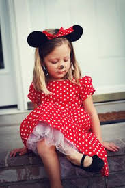 Mouse Halloween Costume Toddler Homemade Kids U0027 Costumes Inspired Characters Minnie Mouse