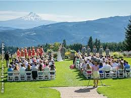 wedding venues spokane outdoor wedding venues in washington state