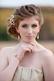 233 best myfav wedding hairstyles images on pinterest hairstyles