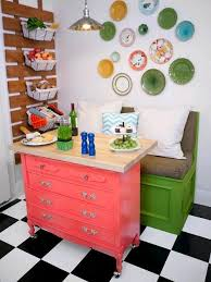 dishfunctional designs upcycled awesome kitchen islands made