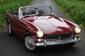 sold mg midget mk3 roadster auctions lot 14 shannons