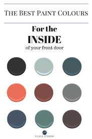beautiful front door paint colors door paint colors front doors