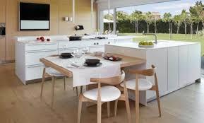 ilot cuisine repas ilot cuisine repas cheap cuisine coin repas cuisine avec table
