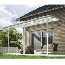 Wall Awning Stunning Patio Awning And Canopies On Modern Brick Veneer Wall