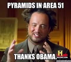 Thanks Obama Meme - obama for pyramids