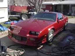 1992 chevrolet camaro rs id 11531