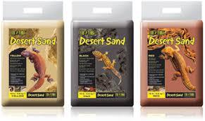 exo terra desert sand desert terrarium substrate