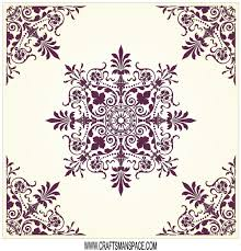 free ornament vector 123freevectors