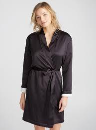 robe de chambre en satin magasinez des peignoirs pour femme en ligne simons