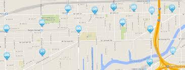 divvy bike map pilsen neighborhood map and divvy bike map