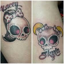 the 25 best girly skull tattoos ideas on pinterest jay hutton