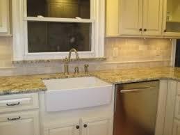 Tile Backsplash That Goes With Saint Cecelia Granite - Backsplash for santa cecilia granite