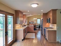 images small galley kitchens maple wood cabinets fabulous home design