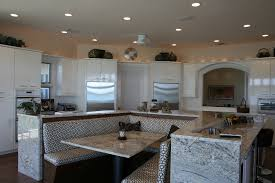 narrow kitchen island with stools on inspirations long gallery