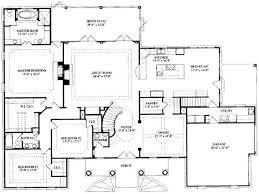 stunning 70 5 bedroom ranch floor plans design decoration of