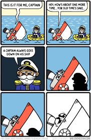 I Ship It Meme - a captain and his ship meme xyz