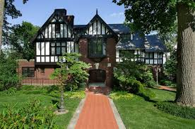 renovated storybook tudor home new jersey luxury homes
