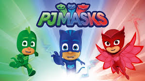 pj masks cartoon wallpaper disney junior cool owls