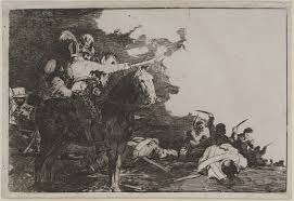 Proof Francisco Goya Sergei Eisenstein Robert Longo Brooklyn