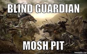 Mosh Pit Meme - i see your dream theater mosh pit and raise you metalmemes