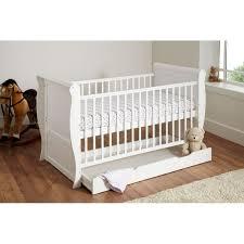 Boori Sleigh Cot Bed Interesting Sleigh Cot Bed White With Boori Sleigh Cot Bed