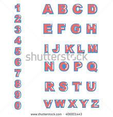 vector modern stylized font alphabet stock vector 605185574
