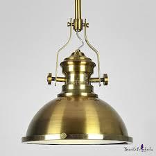 Gold Lights Fashion Style Gold Pendant Lights Industrial Lighting