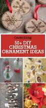 Do It Yourself Outdoor Christmas Decorating Ideas - 55 homemade christmas ornaments diy crafts with christmas tree