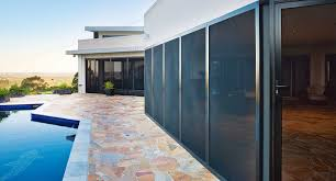 Roll Up Patio Screen by Security Screens For Doors And Windows Shade And Shutter Systems