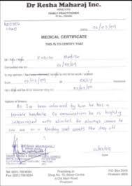 fake doctors notes use for work or fake doctor u0027s note