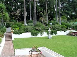 side yard slope landscaping garden state plaza hours saturday