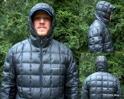 montbell alpine light down jacket first look the montbell ex light anorak stick s blog
