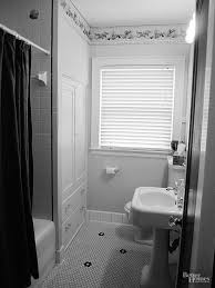 easy bathroom makeover ideas small bathroom remodels on a budget better homes gardens