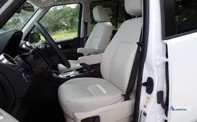 land rover lr4 interior 2014 2014 land rover lr4 quick spin