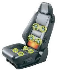 siege massant voiture sièges chauffants sièges ventilés et sièges massant pour auto