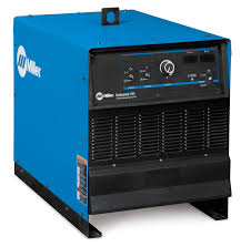 fully integrated mig welding system from miller hobart and